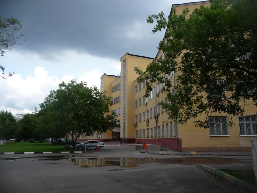 Главный корпус МТУСИ